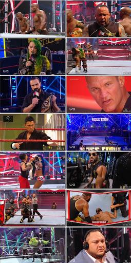 WWE Monday Night Raw 3rd Aug 2020 480p 300Mb HDTV || 7starHD