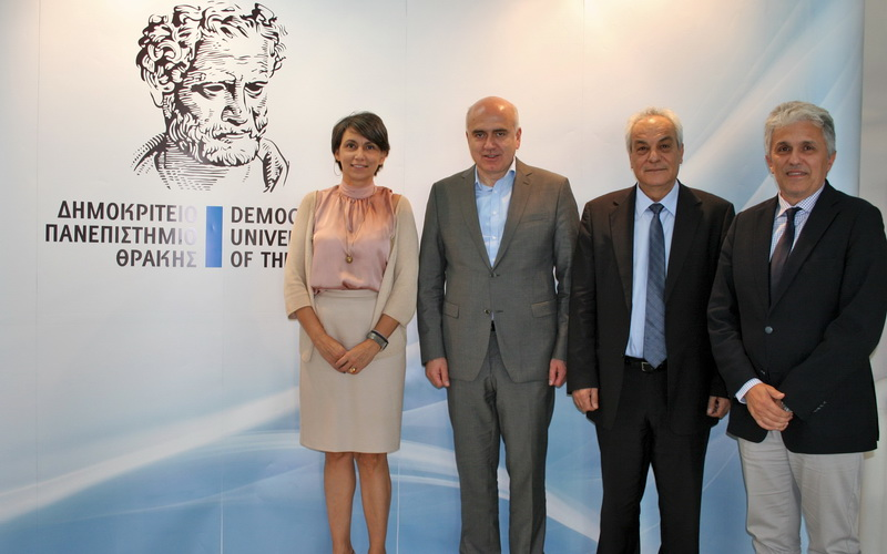 8,5 εκατ. ευρώ από την Περιφέρεια ΑΜ-Θ στο Δημοκρίτειο Πανεπιστήμιο Θράκης για καινούργιο εξοπλισμό