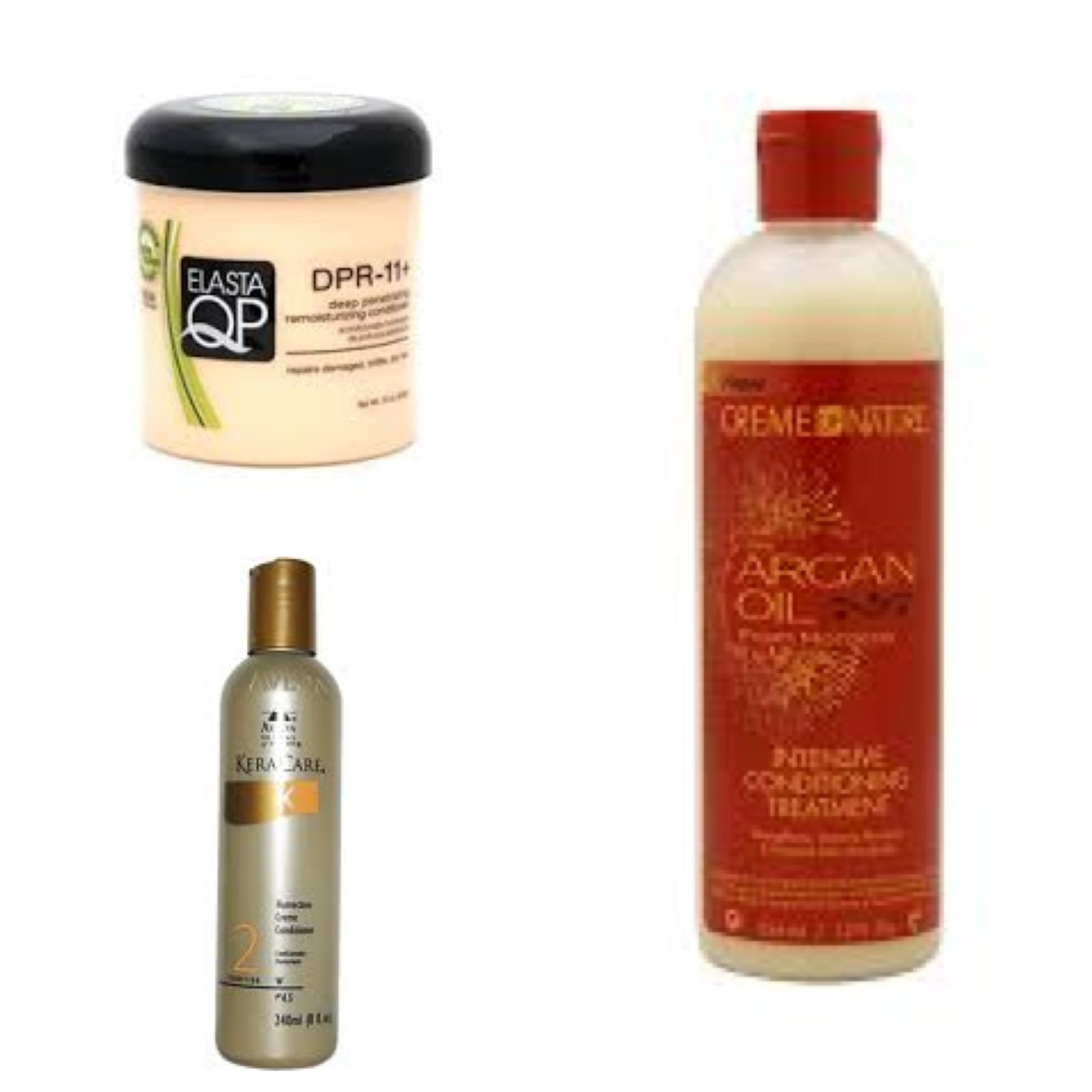 The Healthy Hair Diary: My Staple Products - Updated 07.09.13