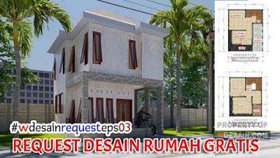 rumah minimalis ukuran 5x6 2 lantai - desain rumah minimalis
