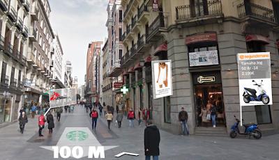 Els carrers en l'era de la realitat augmentada