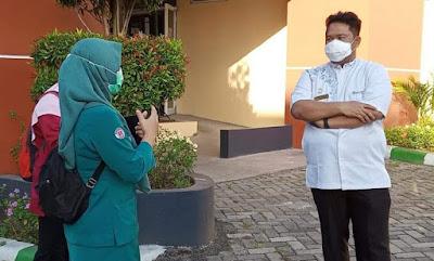 Direktur RSUD Provinsi NTB, dr H. L Hamzi Fikri