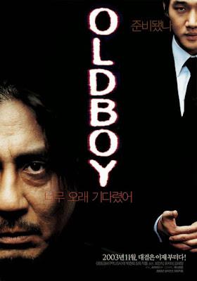 Póster Película Oldboy
