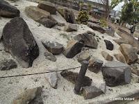 Future rock garden - Kyoto Botanical Gardens, Japan