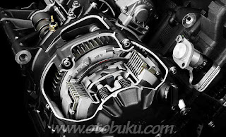 Gambar Slipper Clutch Pada Motor