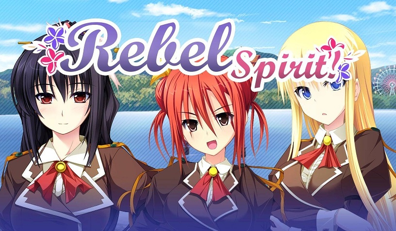 [H-GAME] Rebel Spirit English JP Zh Uncensored + Google Translate