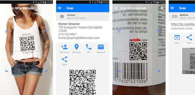 QR & Barcode Scanner - Το καλύτερο scanner με πάνω από 100 εκατομμύρια downloads
