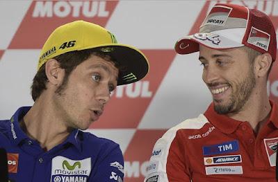Dovi: Pembalap yang Tiru Rossi Adalah Rider Kacangan