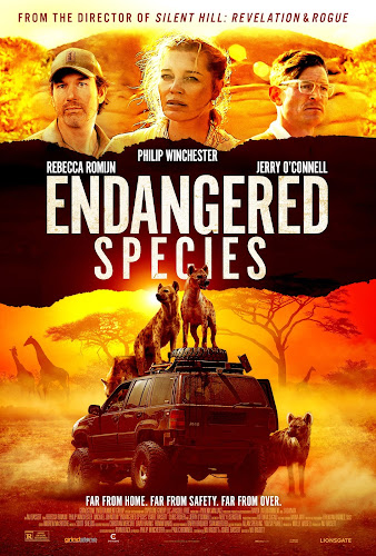 Endangered Species (Web-DL 720p Dual Latino / Ingles) (2021)