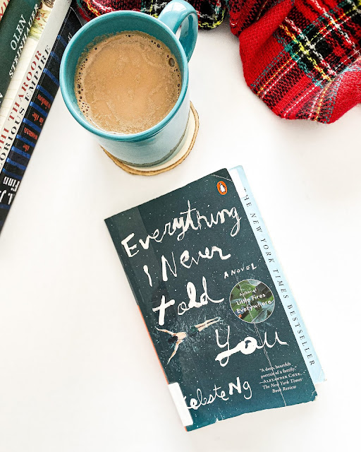 Everything I Never Told - Book Review - Incredible Opinions