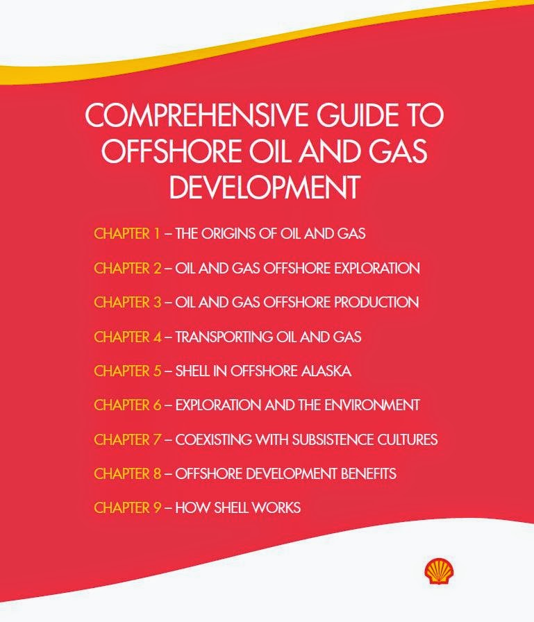 Comprehensive Guide to Offshore Oil and Gas Development (Offshore 101), oleh Shell