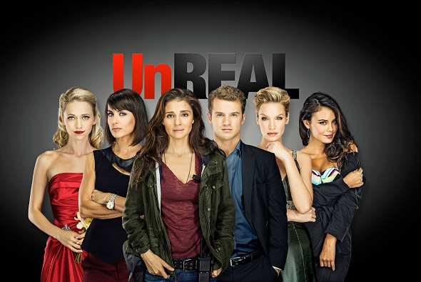 UnREAL tv show poster