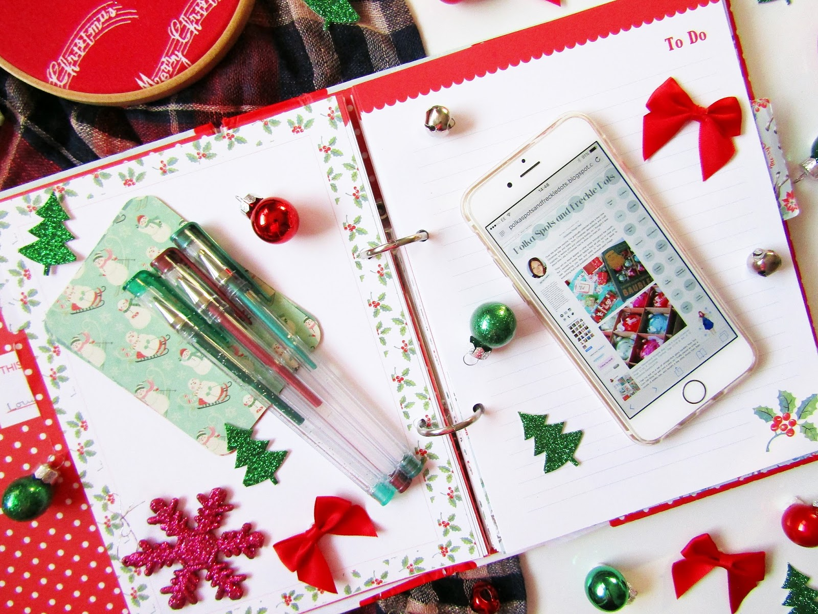35 Ways To Get Organised For Christmas Now | Polka Spots and Freckle ...