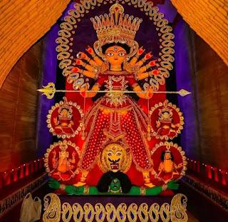 Maha Saptami Wishes, SMS In Bengali - Durga Puja মহাসপ্তমীর শুভেচ্ছা বার্তা মেসেজ