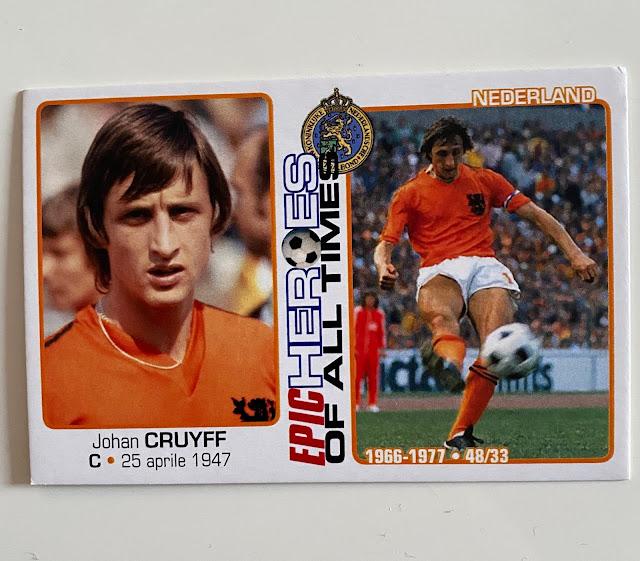 figurina Cruyff Olanda