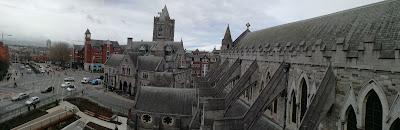 Christchurch Cathedral, Dublin.
