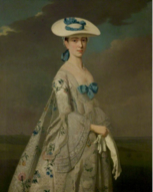 Henry Pickering, miss Dixie, 1750-55c, Nottingham Castle
