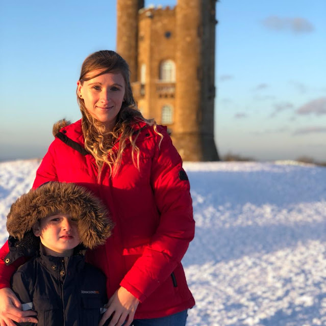 Winter in the Cotswolds: Broadway Tower