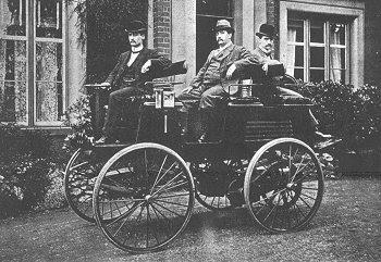 متى تم إنشاء أول سيارة كهربائية