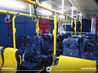 Imagem Poltronas de Ônibus