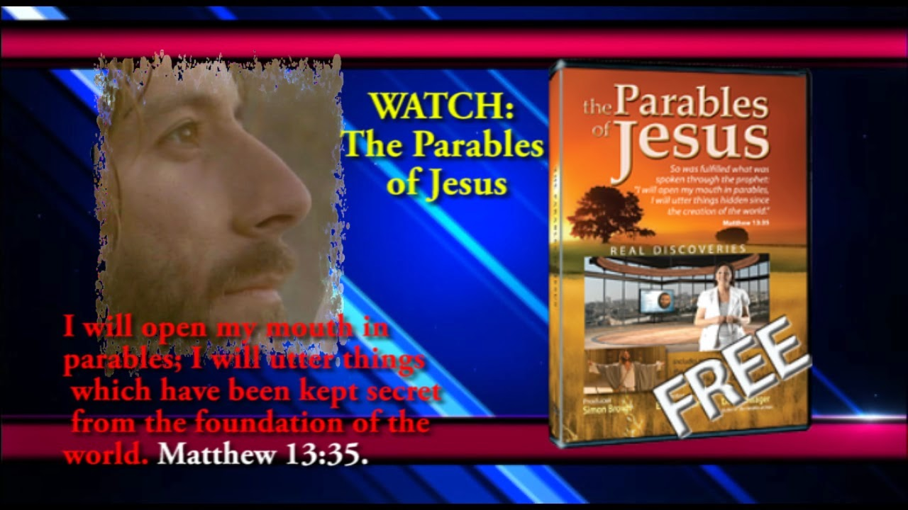 The Parables of Jesus.