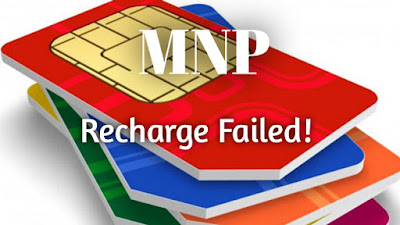 I have ported my SIM card from idea to Airtel but recharge not received?