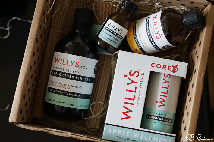 Willy's Winter Wellness Box