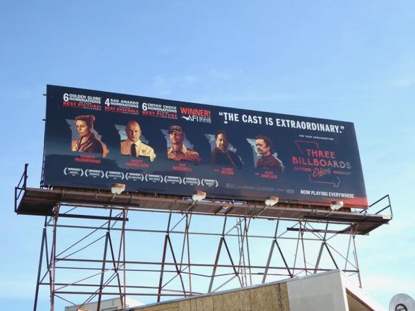 Three Billboards FYC ad