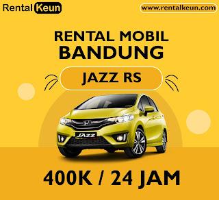 Rental Mobil Jazz Bandung