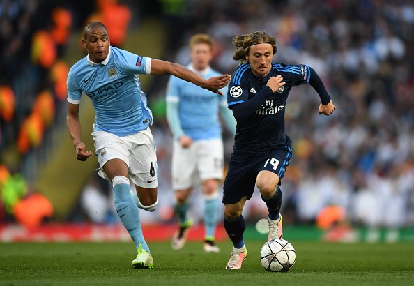 Manchester City 0x0 Real Madrid - Jogo travado no norte da Inglaterra.