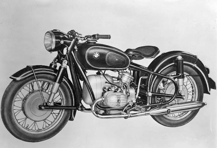 the velobanjogent: vdo motorcycle instruments for bmw pre 1969