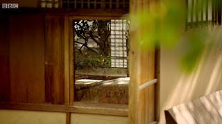 Toyobo tea house at Kenninji Temple in Kyoto