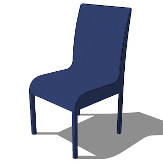 Sketchup - Chair-044