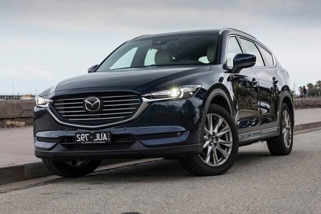 Mazda cx8 2019 tai viet nam