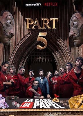 Money Heist S05 Dual Audio 480p [Hindi – Eng] WEB Series HDRip ESub x264   All Episode
