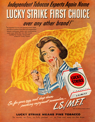 Vintage Advertisements From 1940s Vintage Everyday