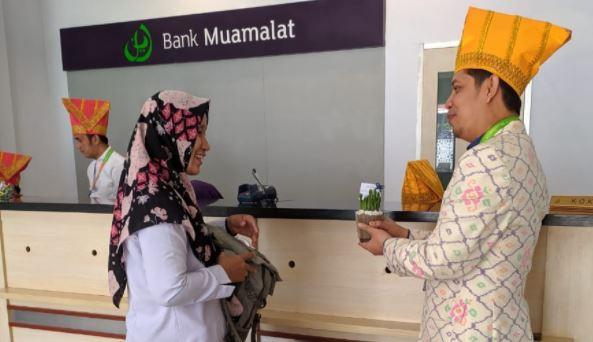 Alamat Lengkap dan Nomor Telepon Bank Muamalat di Sulawesi Tengah