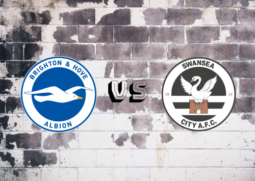 Brighton & Hove Albion vs Swansea City  Resumen