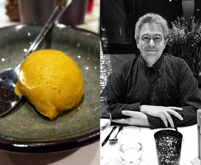 Sorbet mit exotischem Gelbfruchtaroma von Koch jens Stempel.