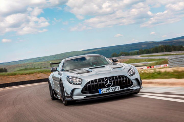 Mercedes-AMG GT Black Series giá trên 388.000 USD
