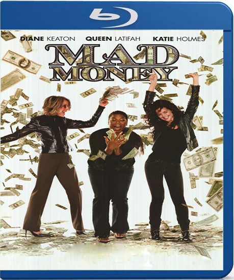 Mad Money [2008] [BD25] [Subtitulado]
