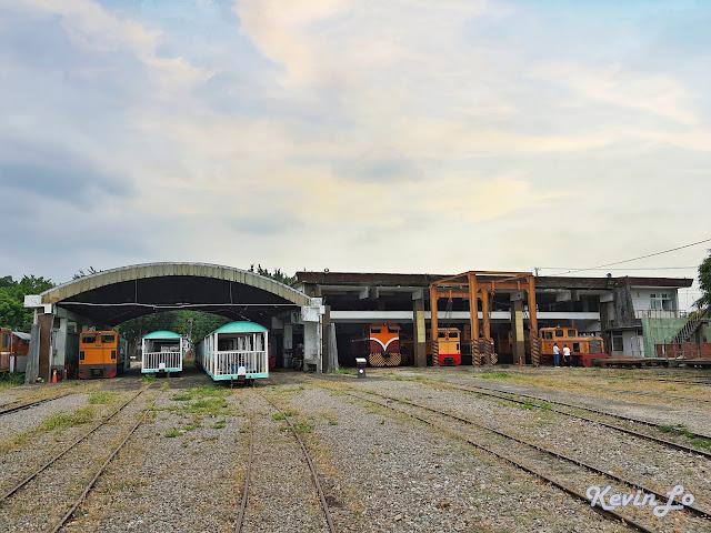 【台南新營】新營鐵道文化園區_新營糖廠1