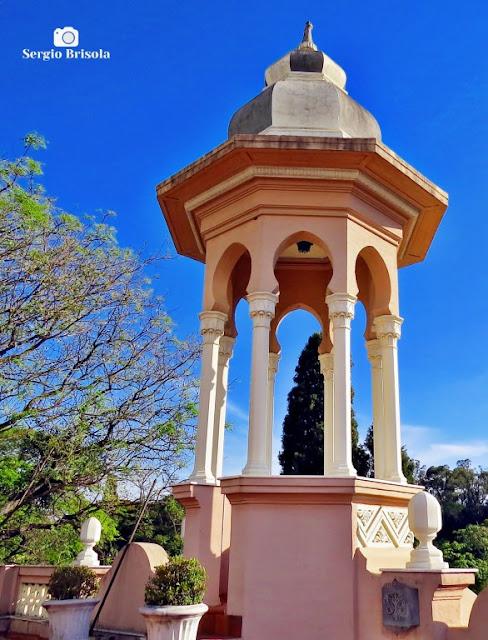Palacete Rosa - O Minarete