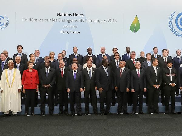 Eaton faz balanço agridoce de cinco anos do Acordo de Paris