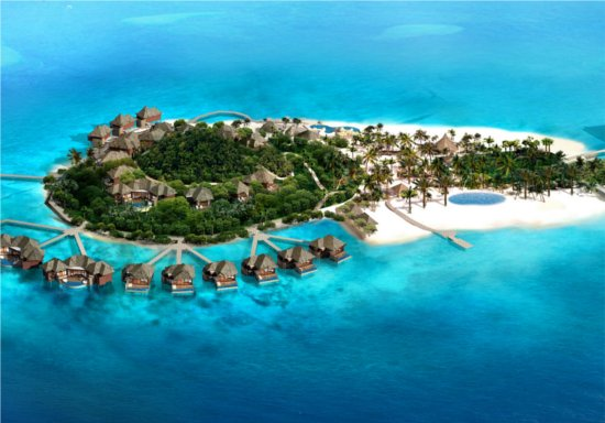 Cambodia S First Luxury Private Island Resort Has Released Its Last Remaining Over Water Villas To Potential Ers Looking Secure A Rare Piece Of