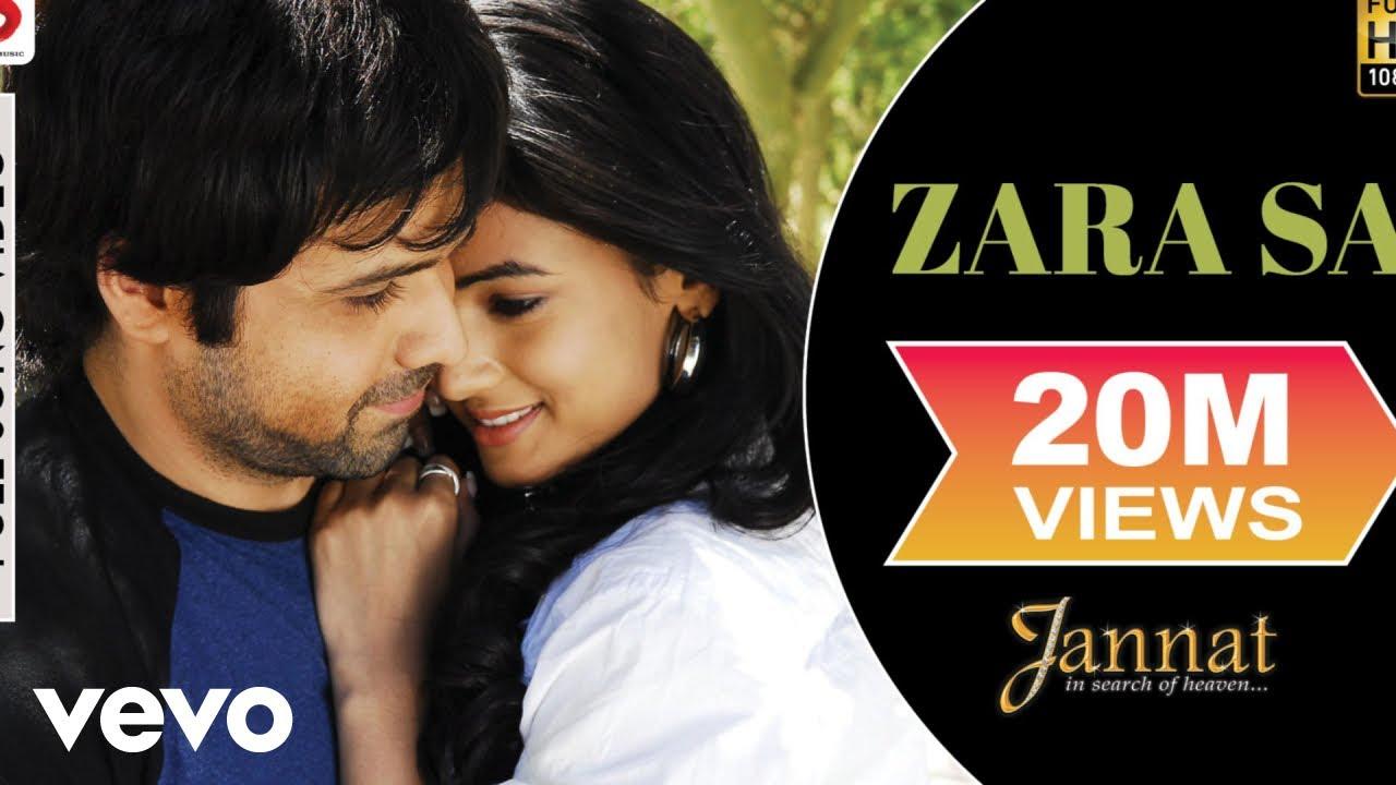 Zara Sa Lyrics In Hindi Jannat | Emraan Hashmi | Bollywood Song