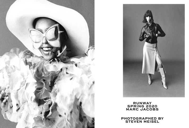 Steven Meisel photographs Marc Jacobs spring-summer 2020 campaign