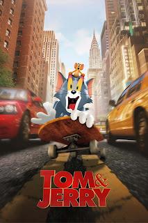 Tom and Jerry[2021]*FINAL*[NTSC/DVDR]Ingles, Español Latino