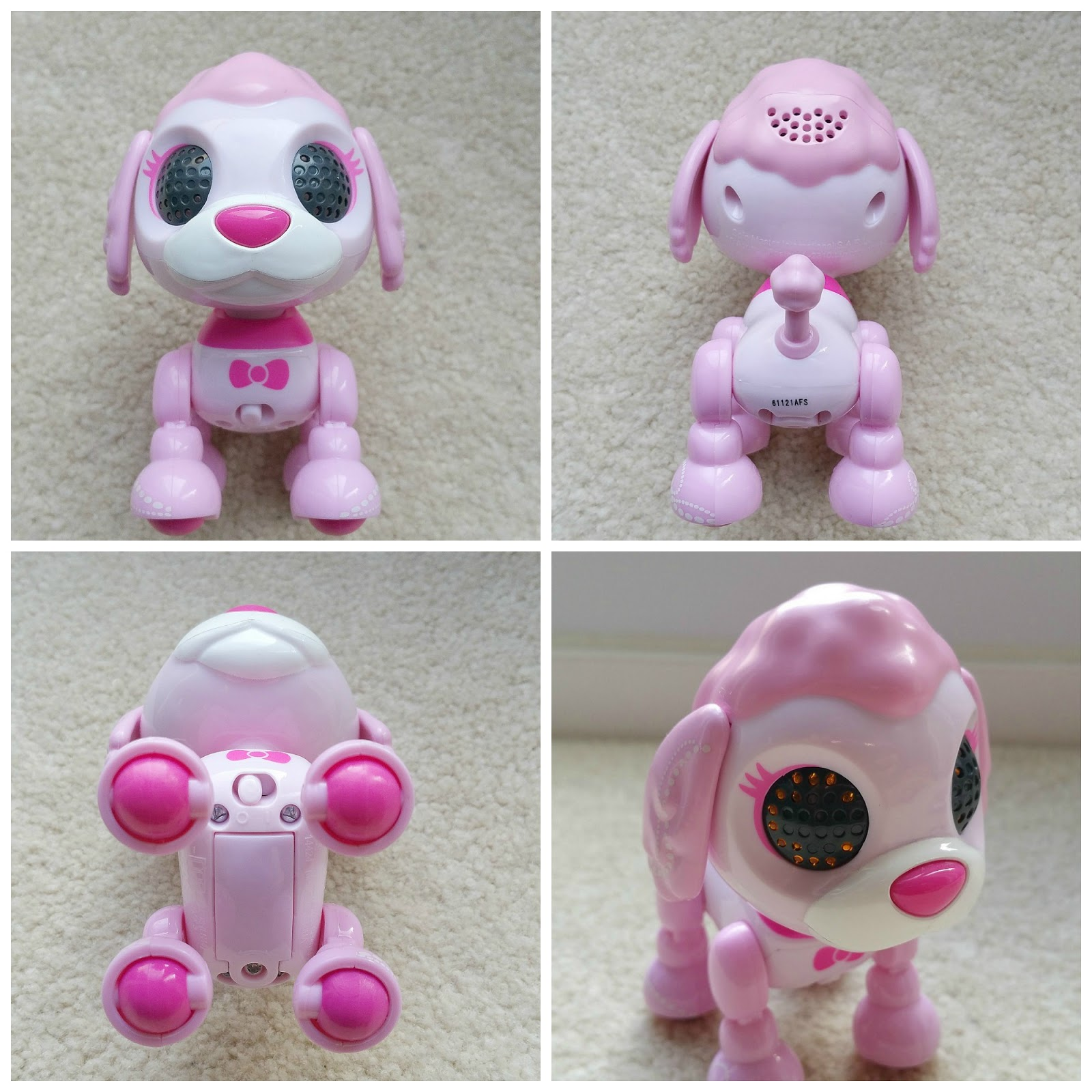 Zoomer Zupps, Electronic toy dog, toy puppy
