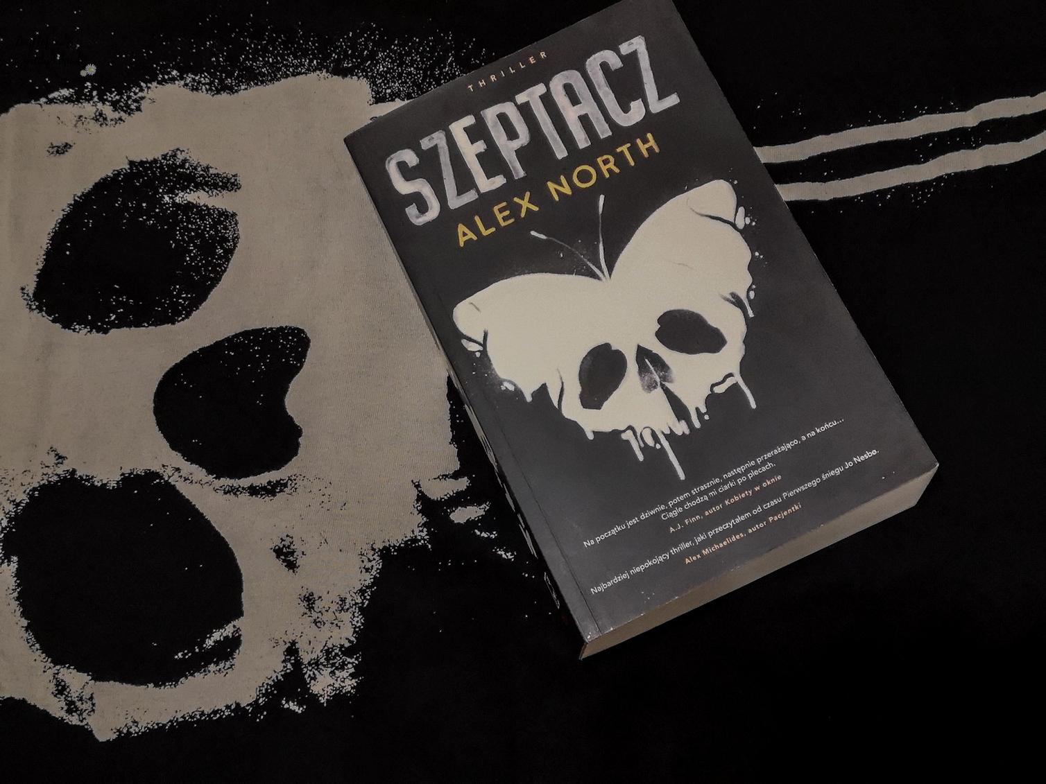 Szeptacz, czyli rodzinny thriller